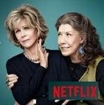 Netflix(ネットフリックス)の4K作品「グレイス&フランキー」