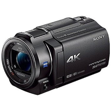 4Kビデオカメラ「FDR-AX30」を購入したので操作感・映像のファーストレビュー