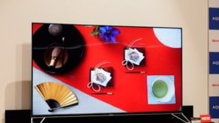 8Kテレビに最も近い4Kテレビ「AQUOS 4K NEXT」シリーズ