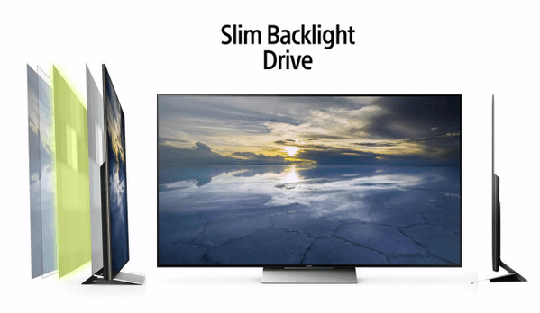 Slim Backlight Drive
