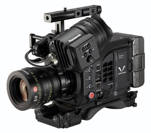 パナソニック、米国HPA優秀技術賞を受賞したスーパー35mm MOSセンサー搭載業務用4Kカメラ「VARICAM LT」発表