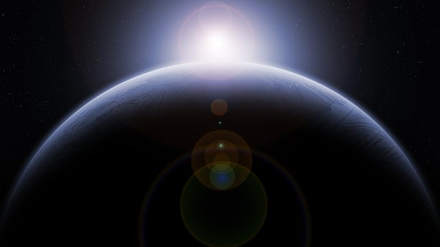 NASAのオーロラ映像・地球観測を4K映像で観てみよう!