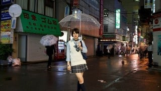 4月2日「ひかりTV」にて、「non-noモデル」久慈暁子の4Kドラマが始まる!