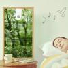 壁に掛けるだけで世界中の景色が!デジタルな窓「Atmoph Window」