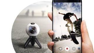 7月15日、サムスンが「Galaxy Gear 360」を発売開始!