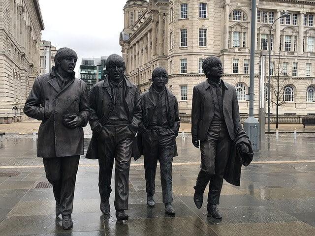 9月22日『The Beatles〜EIGHT DAYS A WEEK 』公開。同時に4Kリマスター映像上映!