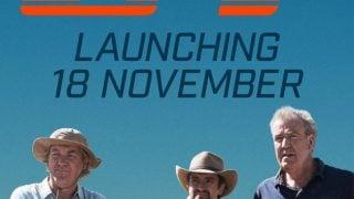 11月18日、Amazonプライムビデオで新生Top Gear、「The Grand Tour」公開!