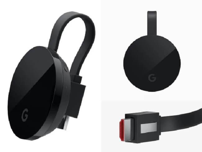 4K動画を気軽に!4K・HDR・Dolby Vision対応「Chromecast Ultra」11月発売!