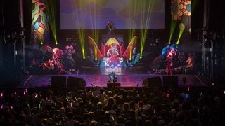 10月24日・25日、きゃりーのライブを、4K撮影されたVRで体験できる!