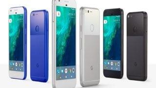 米Google  AI搭載スマホ「Pixel」を発表、今後は話しかけて何でもできそう!