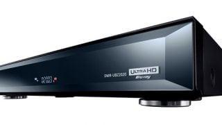 Panasonic・DIGA「Ultra HDブルーレイ」対応モデル11月に発売!10万円きるか?