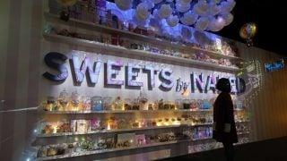 1月9日まで、表参道ヒルズで開催『SWEETS by NAKED』に出かけよう!