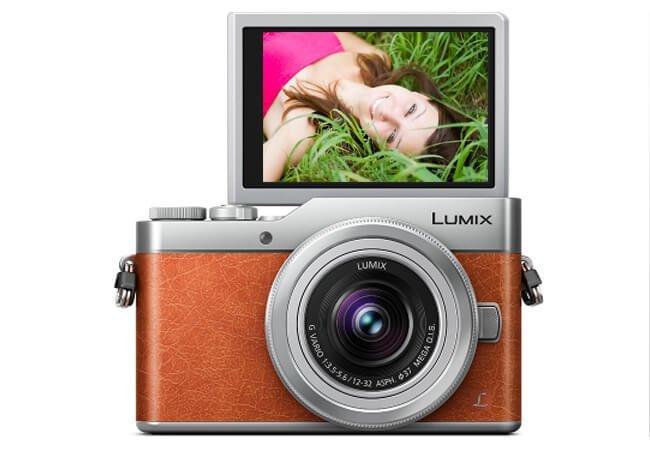 2017年1月19日に4Kの自撮りができる「LUMIX DC-GF9W」発売!