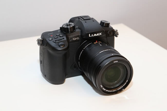 【速報】Panasonicのミラーレス一眼「DMC-GH5」4K/60p撮影可能!6K撮影も!