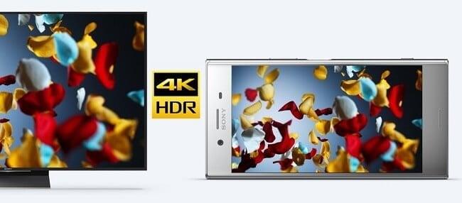 SONYが、4K HDRスマホ「Xperia XZ Premium」発表! スナドラ835搭載で高速に、バッテリーの持ちも向上。
