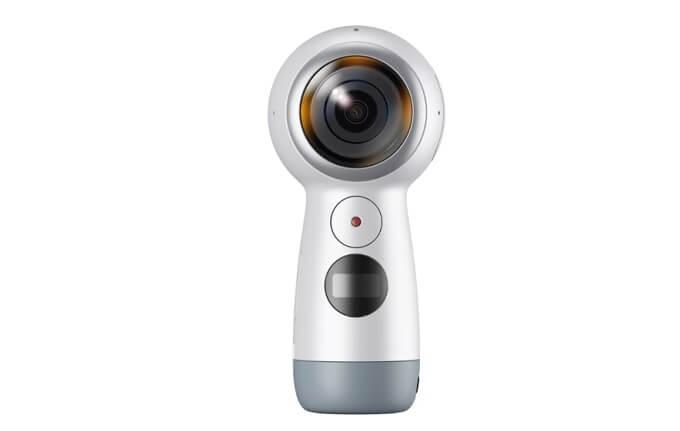 iPhone ・Macにも対応!Samsungが新しい「Gear 360」6月1日発売!360度動画のライブ配信に対応