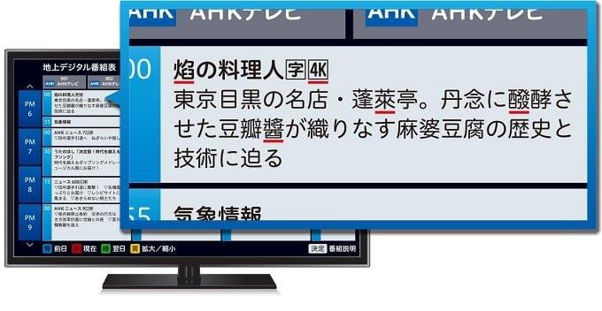 4K・8K放送対応用に「ヒラギノTVゴシック」6書体が開発された。どんな書体なの?