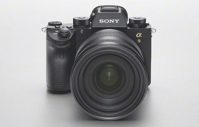 SONYがミラーレス4Kカメラ「α9」を、5月26日に発売!予約は4月27日から