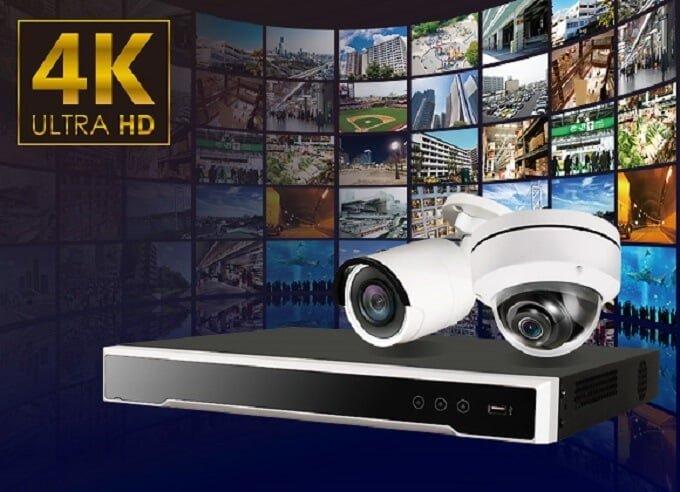 株式会社アルコムから、4K防犯カメラと4K対応のネットワークレコーダ発売!