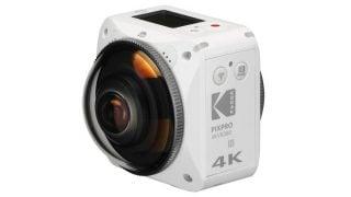 4K全天球カメラ「KODAK PIXPRO 4KVR360」5月26日発売