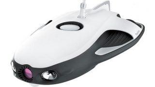4Kで30mまで潜水可能なドローン「PowerRay」発表!ソナー付きモデルもある!