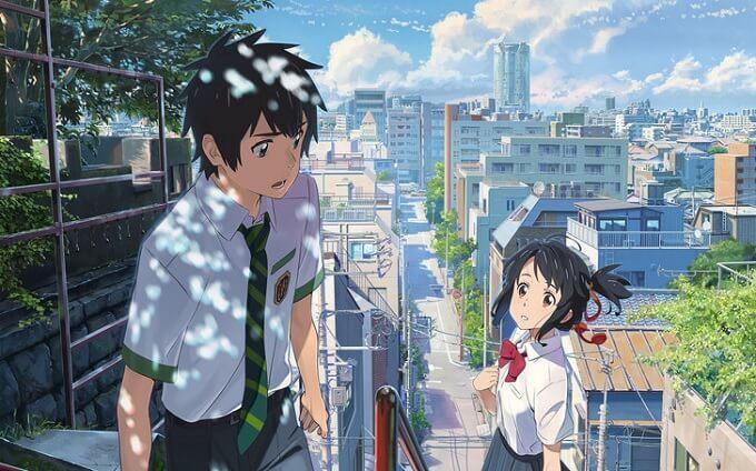 映画『君の名は。』4K Ultra HD Blu-rayも、2017年7月26日に発売!!