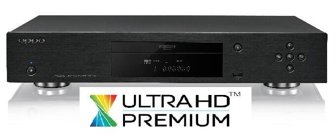 OPPO の Ultra HD Blu-rayプレーヤー「UDP-203」が「Ultra HD Premium」認証を取得!!