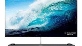 6月23日 LGより77インチ OLED 77W7Pが発売!値段の予想は250万円