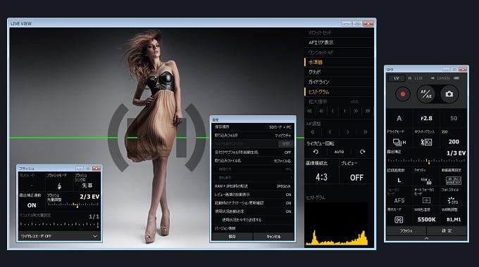 「LUMIX DC-GH5」9月27日にファームウェア開始。HLG方式の4K/HDR撮影に対応する
