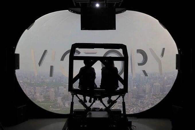 「デジタルコンテンツEXPO 2017」で8K映像で東京空中散歩しよう!
