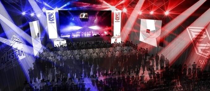 恵比寿ガーデンプレイスで「B.LEAGUE ALL-STAR GAME 2018」を4K/ARライブビューイングで観戦できる!!