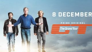 Amazonから「グランド・ツアー シーズン2」12月8日から配信開始!!