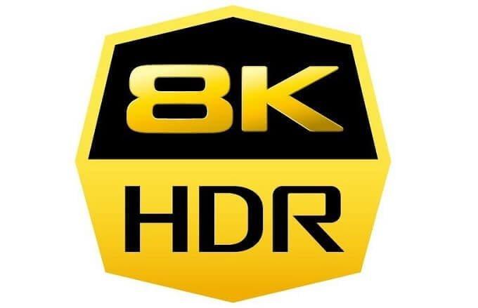 SONY「8K HDR」商標登録でロゴが判明。CES 2018 でソニー初の8Kテレビを発表するかも??