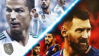 スペインサッカー「レアル・マドリード VS バルセロナ」WOWOWで4Kのライブ実験