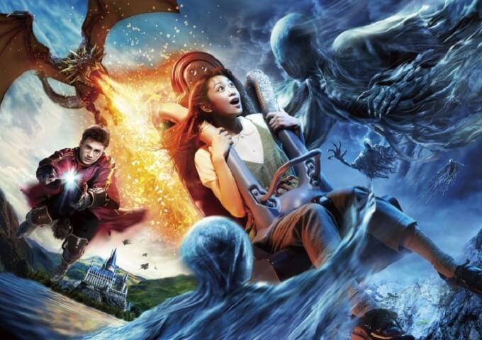 USJ『ハリー・ポッター・アンド・ザ・フォービドゥン・ジャーニー 完全版』4Kが更にパワーアップ?