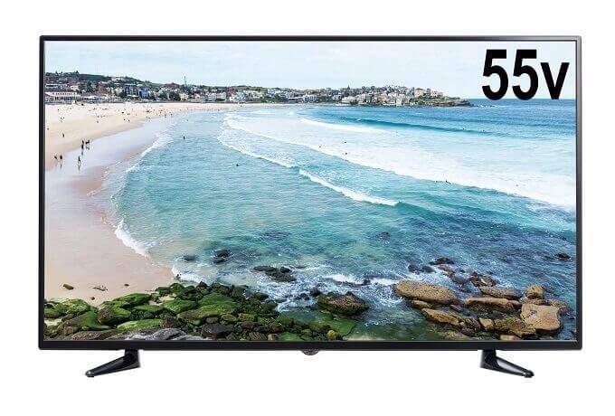 またまた!グリーンハウスから 4K HDRテレビが発売 オンラインでは5月11日10時から