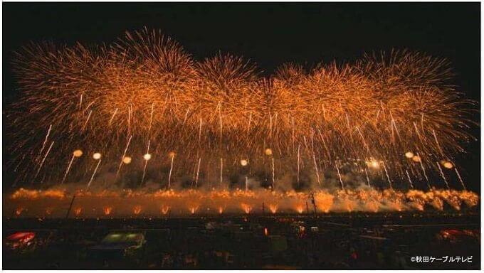 7月14日 ケーブル4K まる1日放送!熊野那智大社『那智の扇祭』の模様を4K生中継