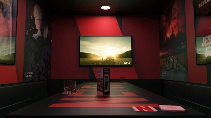 JOYSOUNDに「Netflixルーム」が登場!ソニーの4KテレビとDolby Atmosを爆音で楽しめる!
