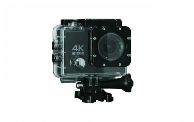 ドンキのPBブランドから、4Kアクションカメラ「TAC-20S4K」登場
