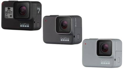 これは買いだ!GoPro HERO7 Blackは、優秀なアクションカメラだ!