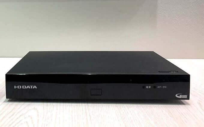11月30日発売 アイ・オー・データの「HVT-4KBC」はどんな4Kチューナー??