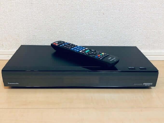 【購入レビュー】BS/CS4Kチューナー内蔵ブルーレイディスクレコーダー「DMR-SCZ2060」(DMR-SUZ2060)