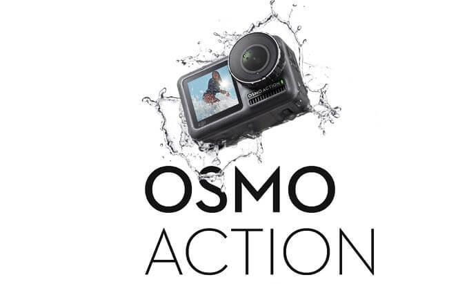 DJIから本日5/17 最強のアクションカメラ「Osmo Action」発売!