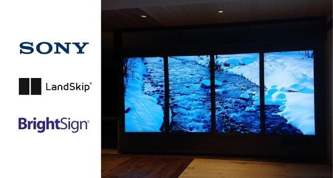 BRAVIAが、窓からの景色を変える「4K/8Kピクチャー ウィンドウ」発表