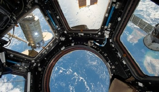 NHK 7月のBS4K・8Kは、宇宙を特集!宇宙から見た地球を8Kで!