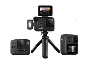 大幅改良で期待大 GoProから「HERO8 Black」「MAX」10月25日発売
