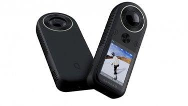 遂に8Kが身近になる??KANDAOから360度8Kカメラ「QooCam 8K」発表