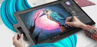 Dolby Vision対応 27型 4K IPS液晶一体型PC「Yoga A940」が「Surface Studio」より安い!