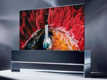 【海外情報】LGから巻き取り式 4K有機ELテレビ もうすぐ発売!